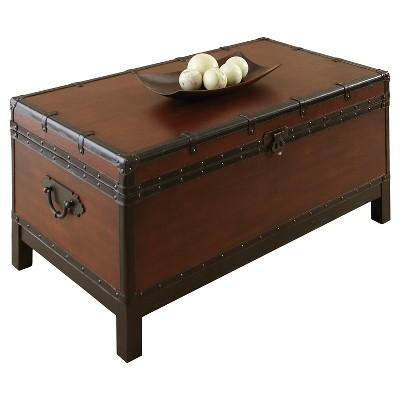 storage trunk coffee table Target