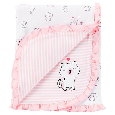Just One You™ Made by Carter's® Baby Receiving Blanket – Pink