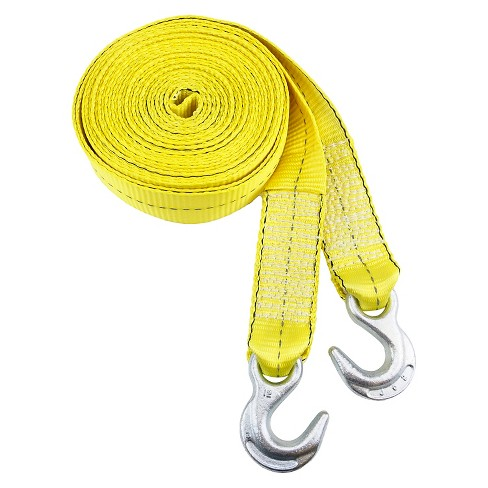 "Reese Reflective Tow Strap with Hooks - 30"" - image 1 of 1"