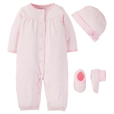 Just One You™ Made by Carter's® Baby Girls' Sleep N' Play - Pink