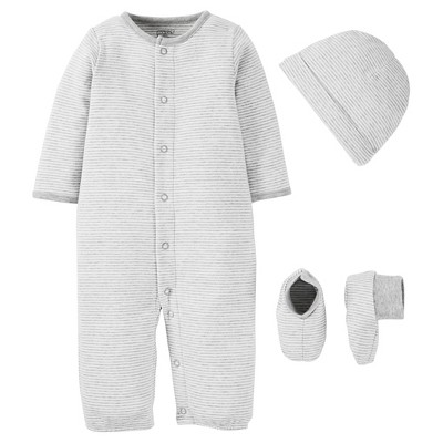 Just One You™ Made by Carter's® Baby Sleep N' Play - Grey