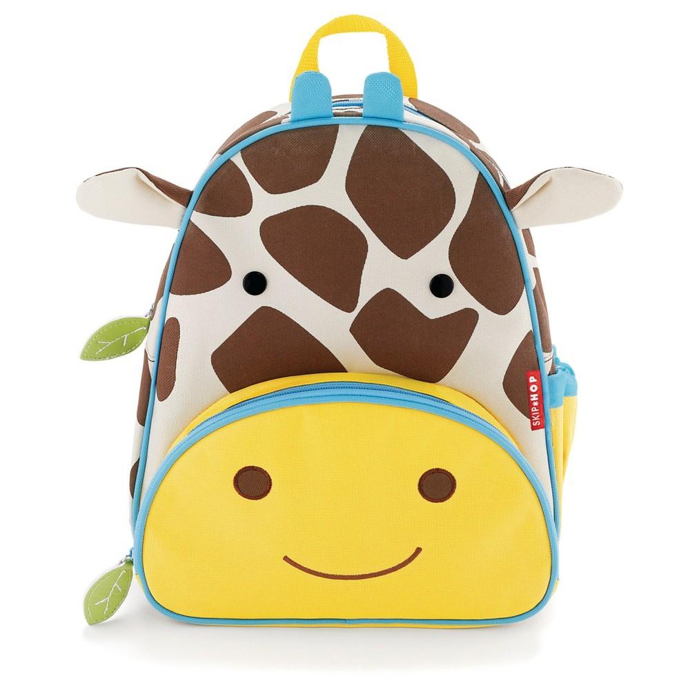 Skip Hop Zoo Little & Toddler Kids' Backpack - Giraffe, Blue Ice