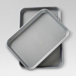 2 Pack Cookie Sheet Set - Threshold™