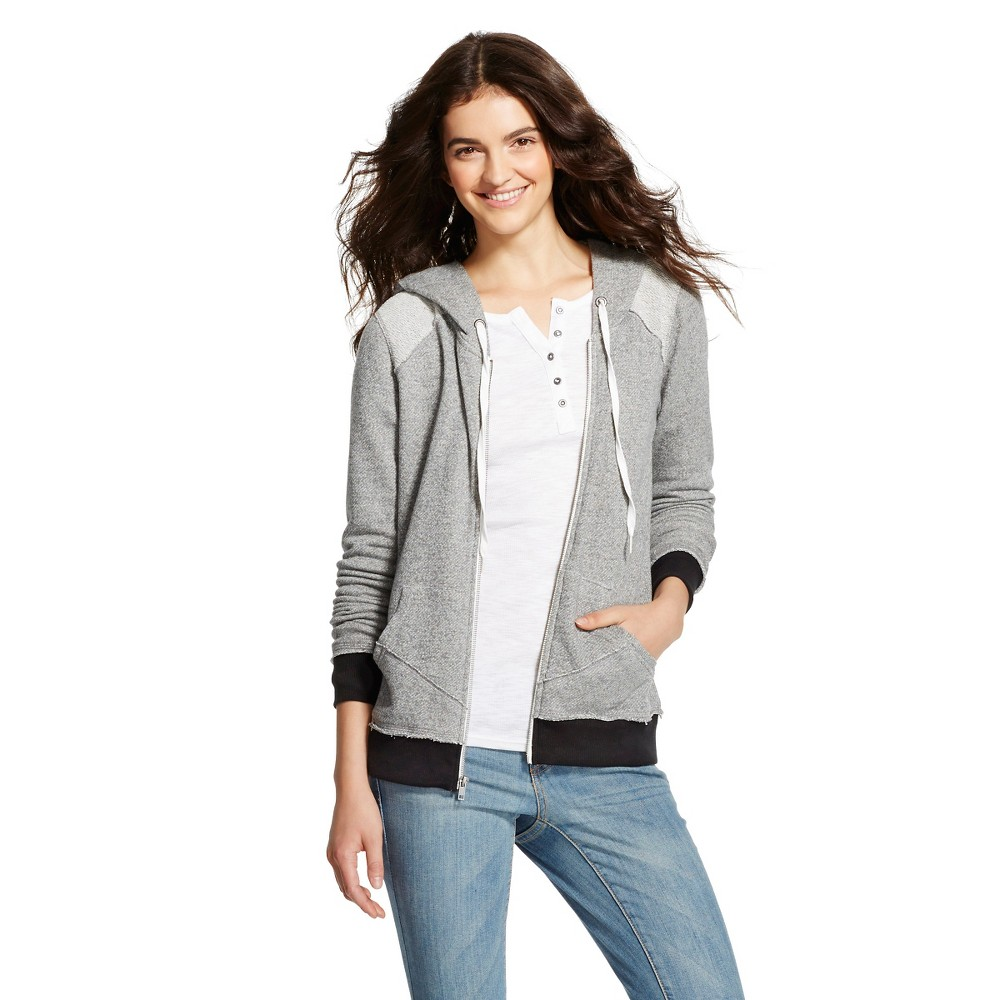 Women's Sweatshirt Gray S - Miss Chievous