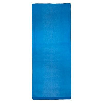 Evergreen Lux Ombre Beach Towel - Blue (XL)