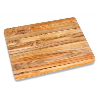 Teak Haus Edge Grain Cutting Board - 24