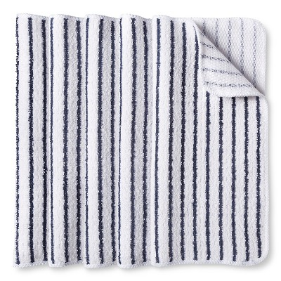 Blue Stripe Dish Cloth Scrubber (5 Pk)- Room Essentials™