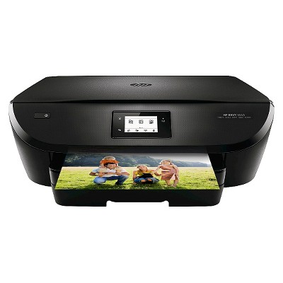 HP ENVY 5540 AiO Printer - Black (K7C85A_B1H)