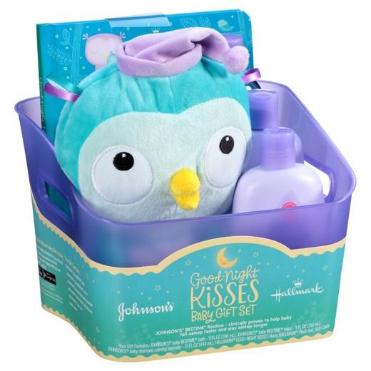 Johnson Baby Gift Set Coupons : Johnson s? good night kisses baby gift set target