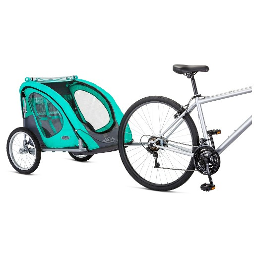 Instep Sedona Bike Trailer Green Target