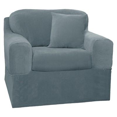 Collin Chair Slipcover (2 Piece)   Maytex
