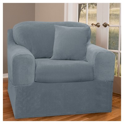 Amazing Collin Chair Slipcover (2 Piece)   Maytex