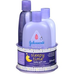 Johnson's® Sleepy Time Baby Gift Set