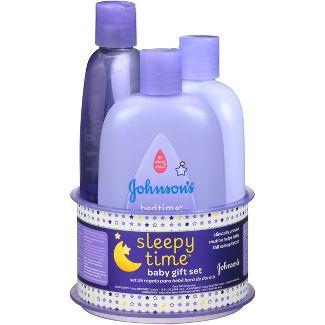 Johnsons® Sleepy Time Baby Gift Set