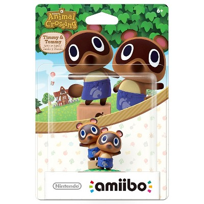 Nintendo® Timmy and Tommy Nook amiibo Figure