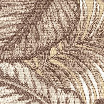 9u0027 Round Patio Umbrella Leaves Pattern   Threshold™