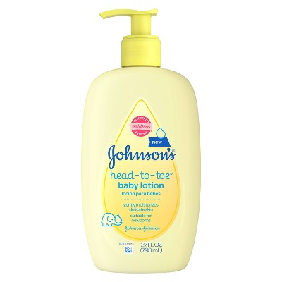 Johnson's® Head-to-Toe® Baby Lotion - 27oz