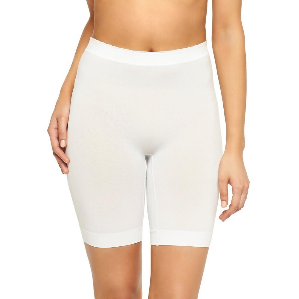 Jky by Jockey Womens Slipshort, Size: Xxxl, White
