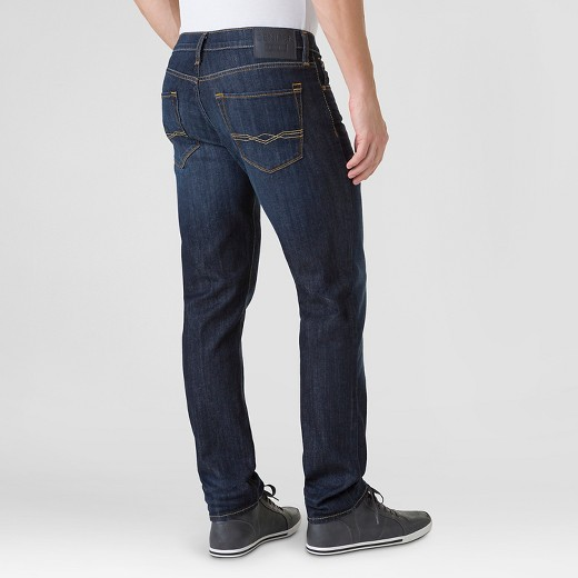 DENIZEN® from Levi's® Men's Skinny Fit Jeans 216™ Dark Denim Wash ...