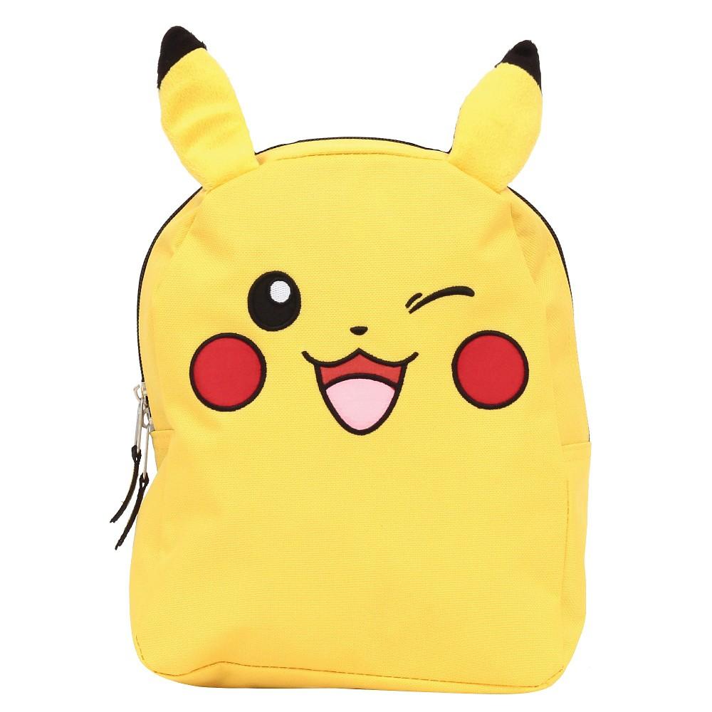 Kids Pokemon Mini Backpack - Yellow