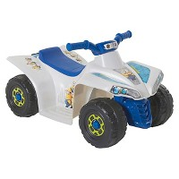 MinionsLittle Quad 6-Volt Powered Ride-On