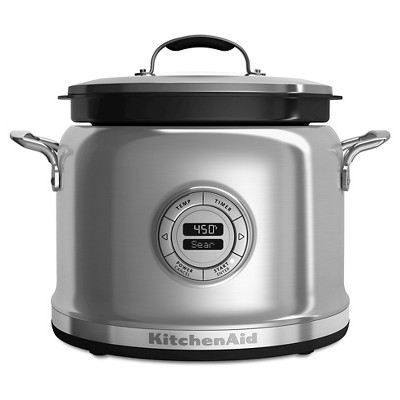 KitchenAid® Multi-Cooker with Stir Tower Accessory - KMC4244