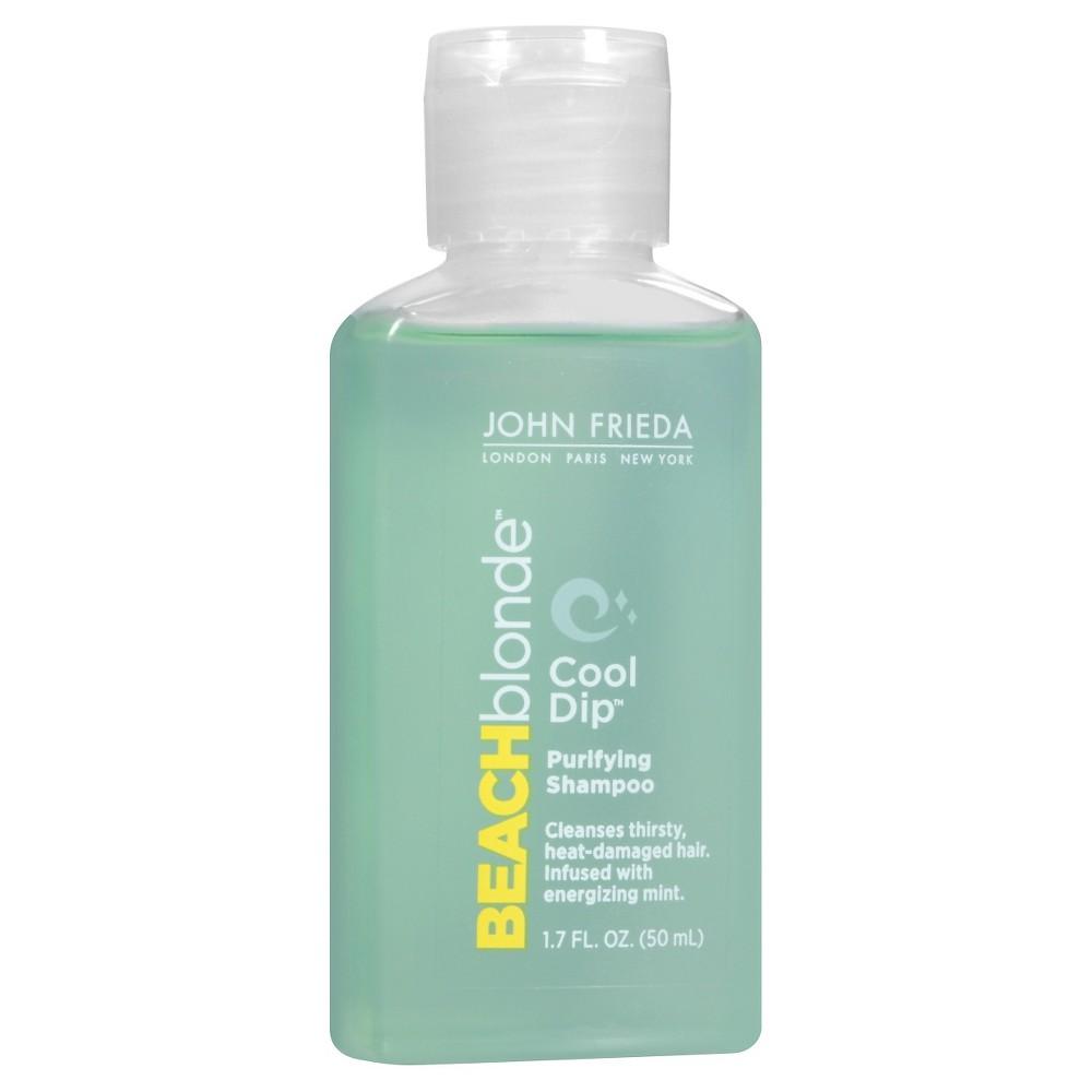 John Frieda Beach Blonde Cool Dip Purifying Shampoo - 1.7oz