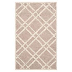 Safavieh Frey Textured Wool Rug - Beige / Ivory (3