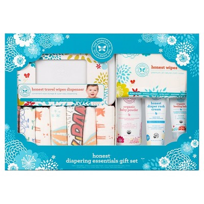 Honest Company Diapering Essentials Gift Set