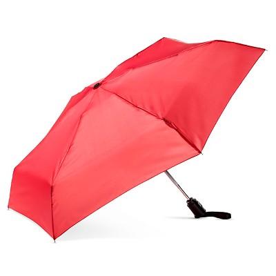 ShedRain® Compact Auto Open/Close Mini Umbrellas - Exotic Coral