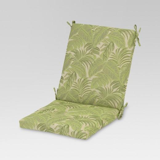Outdoor Chair Cushion Tropical Leaves Threshold Tar