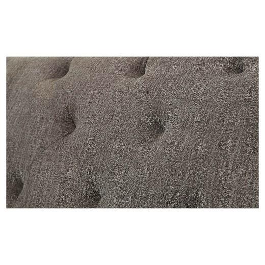 Sofa Contemporary Style mibasics henriette contemporary style sofa mocha : target