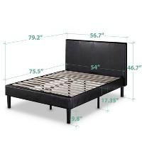 Zinus Sleep Revolution Platform Bed