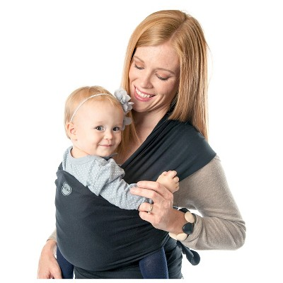 Moby Wrap Bamboo Black