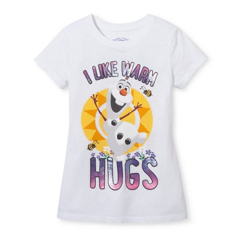 Disney® Frozen Girls' Graphic T-Shirt - image 1 of 1