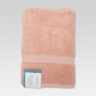 Performance Bath Sheet Coral - Threshold™