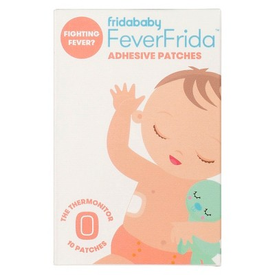 Fridababy FeverFrida™ Thermometer Adhesive Patches - 10pk
