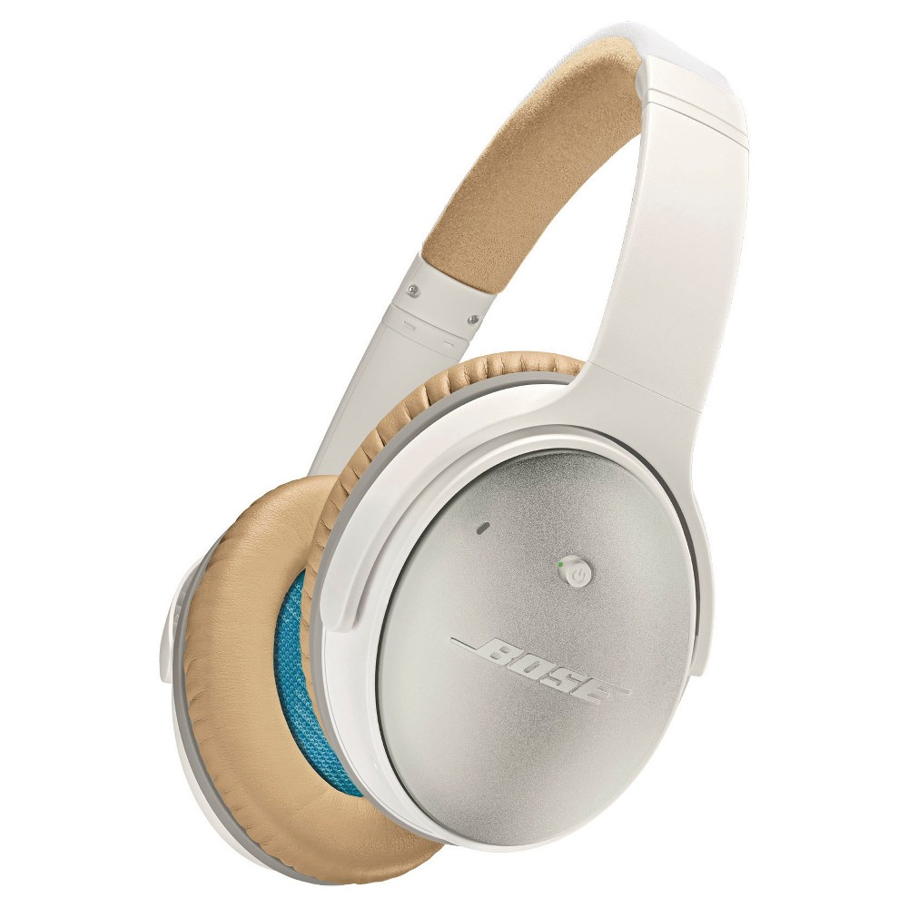 Bose QuietComfort 25 Acoustic Noise Cancelling Headphones (Android/Windows Mobile) - White