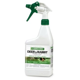 Liquid Fence Deer & Rabbit Repellent RTU 32oz