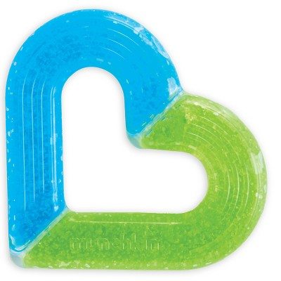 Munchkin Fun Ice® Heart Teether