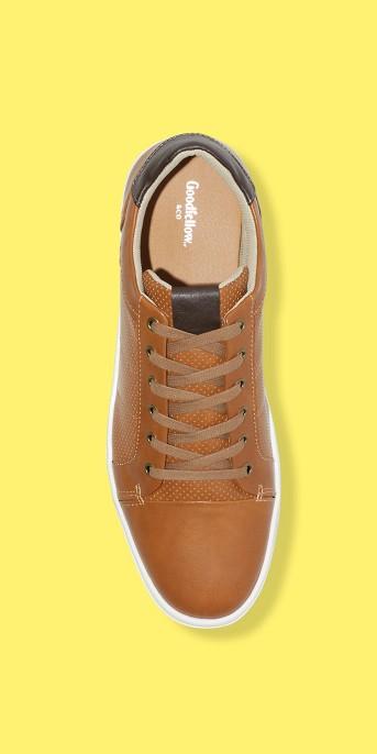 Men's Eddie Casual Sneakers -  Goodfellow & Co™ Tan