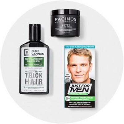 Men's Hair Care : Target