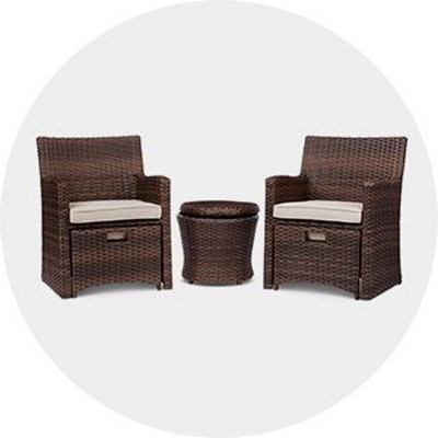 Superb Small Space Patio Furniture, U0026 Garden : Target