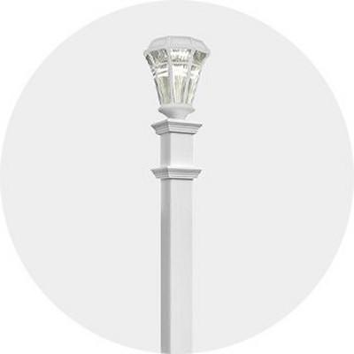 Outdoor Post Lighting : Target
