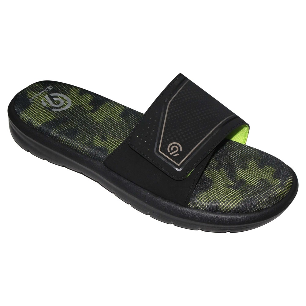Mens Slide Sandals - C9 Champion Black 9