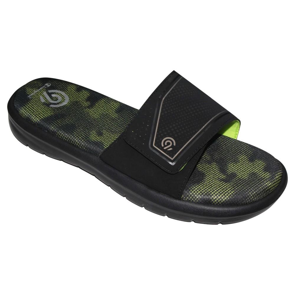 Mens Slide Sandals - C9 Champion Black 12