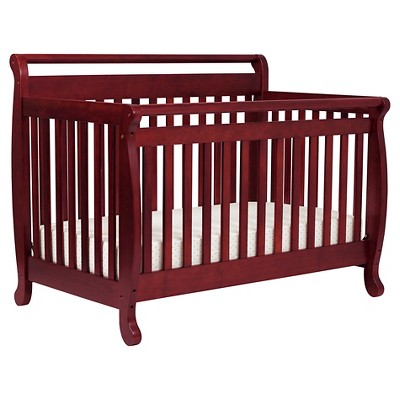 DaVinci Emily 4-in-1 Convertible Crib Cherry