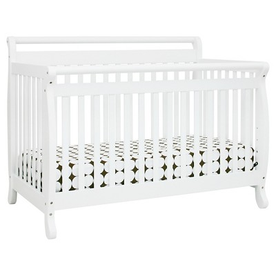 DaVinci Emily 4-in-1 Convertible Crib White