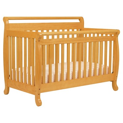 DaVinci Emily 4-in-1 Convertible Crib Honey Oak
