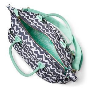 oh joy tote diaper bag scallop target. Black Bedroom Furniture Sets. Home Design Ideas